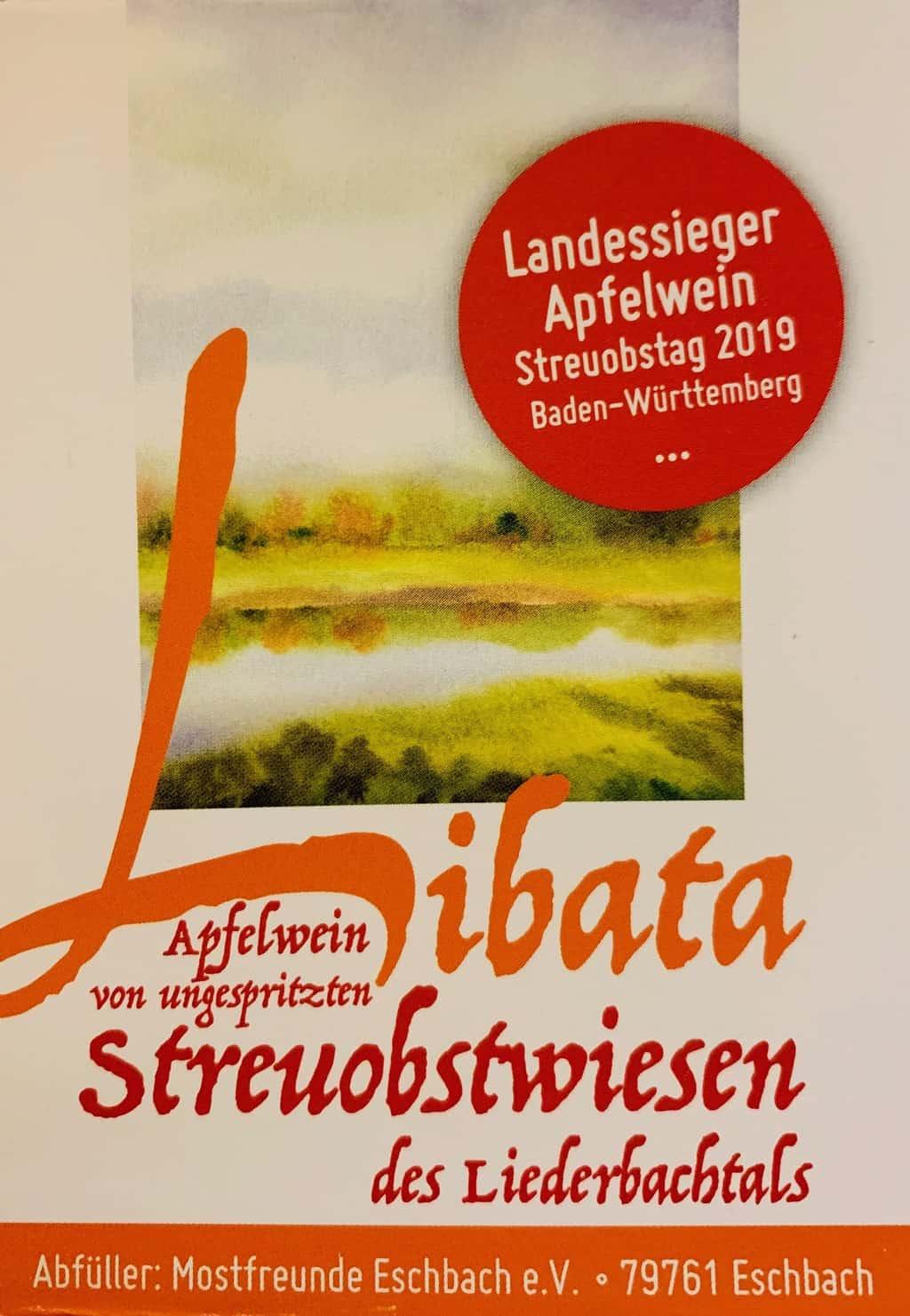 Libata - Mostfreunde Eschbach e.V.