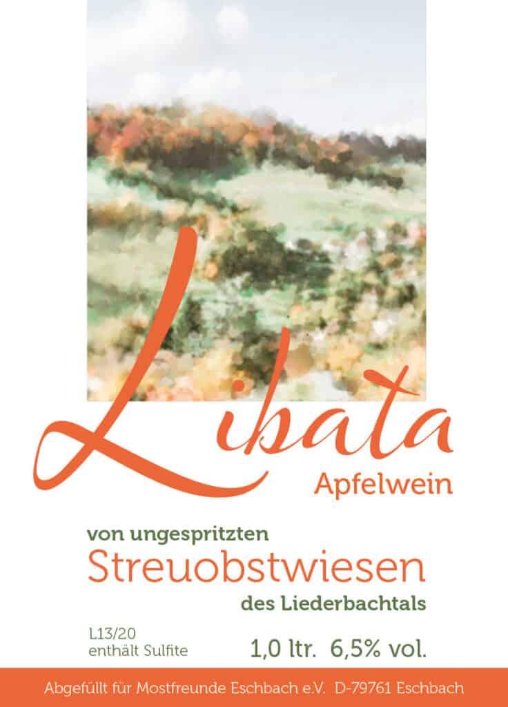 Libata - Apfelwein, Mostfreunde Eschbach e.V.