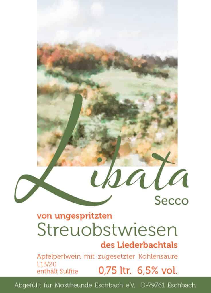 Libata - Secco, Mostfreunde Eschbach e.V.