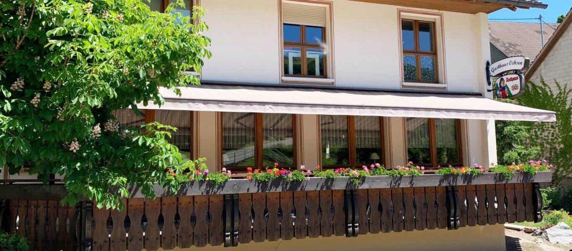 Aussenansicht Gasthaus Ochsen